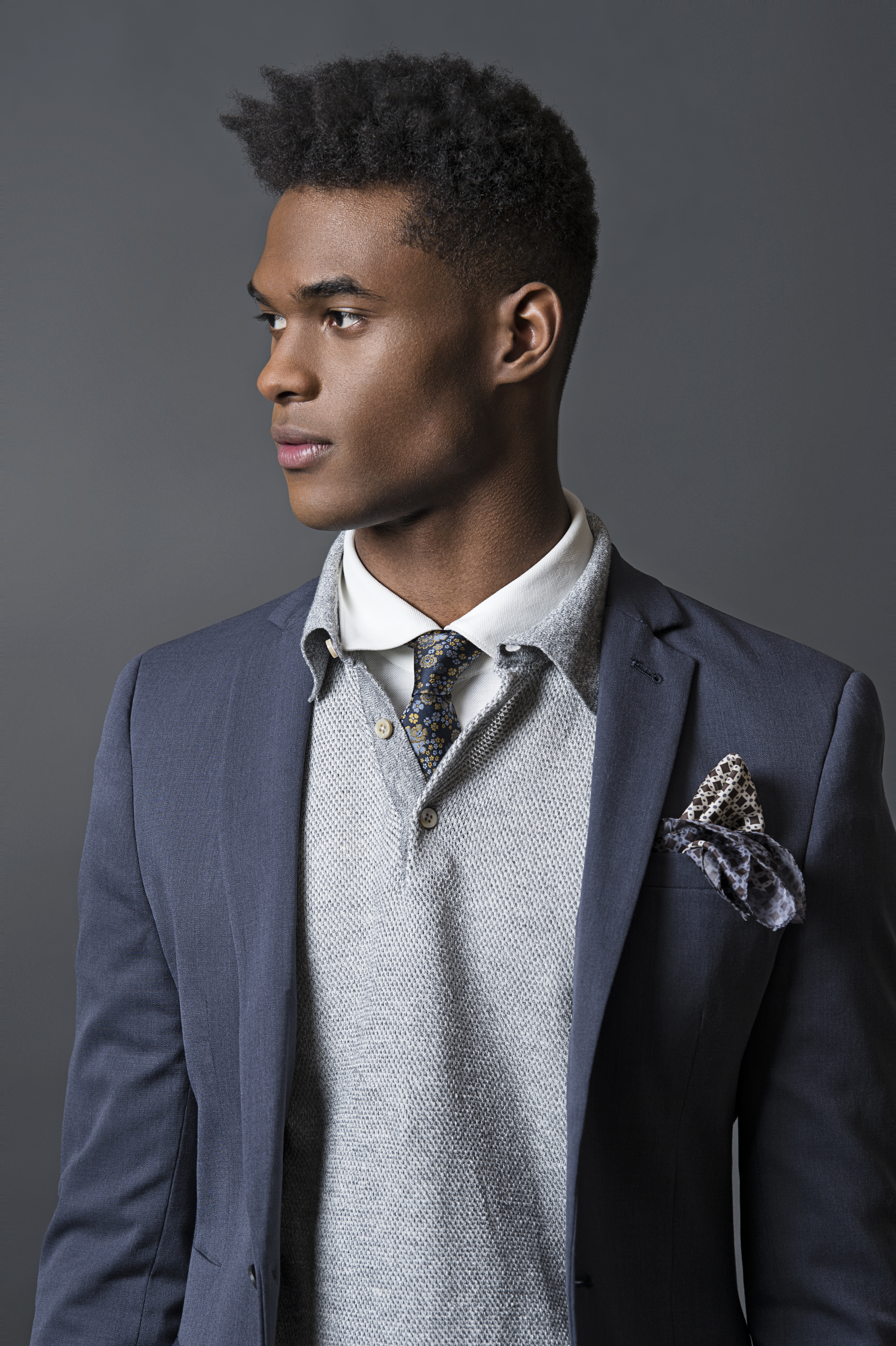 Urban Block Collection from Esquire: Merging Men's Classic Styling with Modern Looks