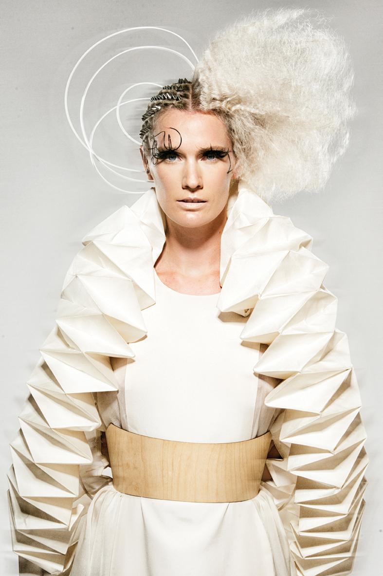 Hair: Ulta Beauty Pro Team; photographer: Richard Monsieurs; makeup: Deney Adam, Dmitry Potapov, Gabriel Almodovar; fashion stylist: Winde Sinestra, Julia Muller