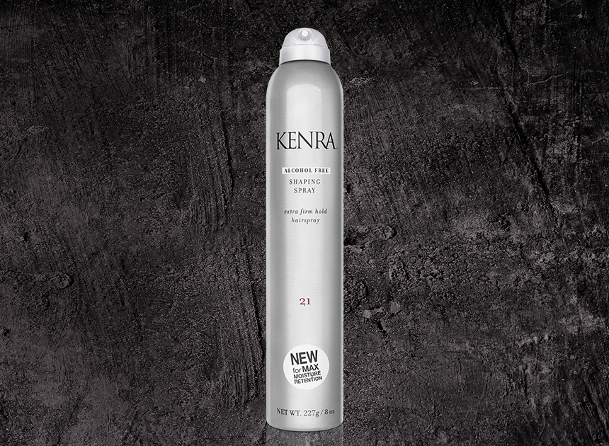 Kenra's Shaping Spray 21