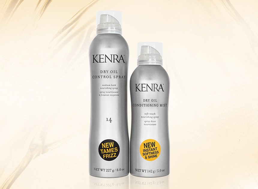 The Dry Oil Collection from Kenra Professional