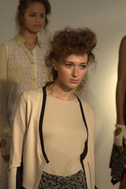 FASHION WEEK: TIGI SHOWS: THURS, FRI, AND SAT