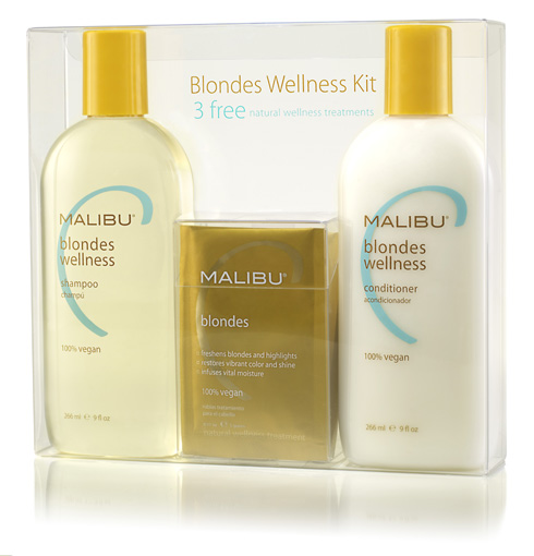 Bright Blondes All Summer Long with MalibuC