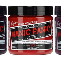 Manic Panic Announces Five New Semi-Permanent Hair Colors