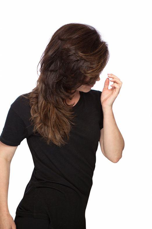 <p>Hair: Marco Pelusi<br />Makeup: Helena Tamargo</p> <p>Styling: Flo Coffman styling</p>