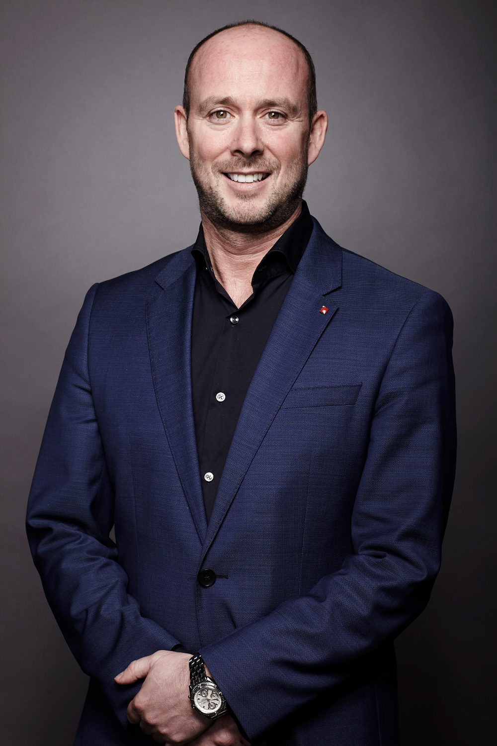 Mark Giannandrea is  Kao Salon Division's new VP of Commercial, EMEA.