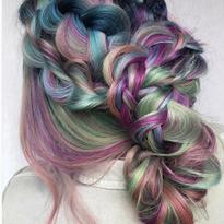 Hair by Mary Ott, @maryh.ott