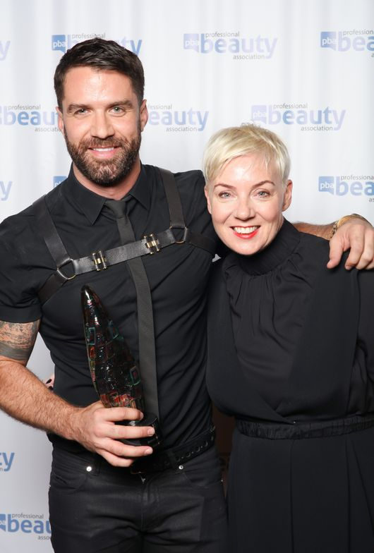 NAHA 2016 Master Hairstylist of the Year Winner Ammon Carver