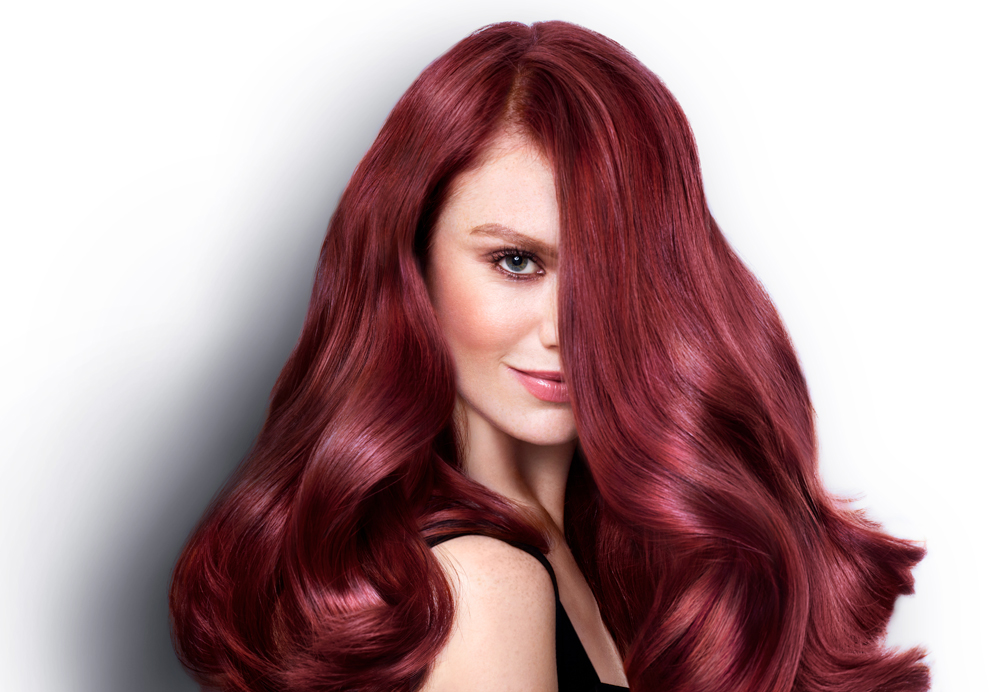 SoColor & Color Sync High Impact Reds from Matrix