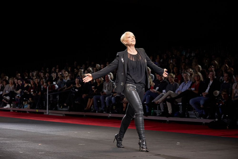 Tabatha Coffey shares some business tips at Matrix Destination 2018