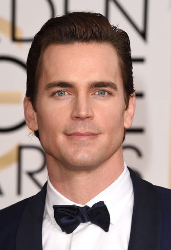 Matt Bomer at the 2015 Golden Globes (photo credit: Jason Merritt/Getty Images) Jason Merritt/Getty Images