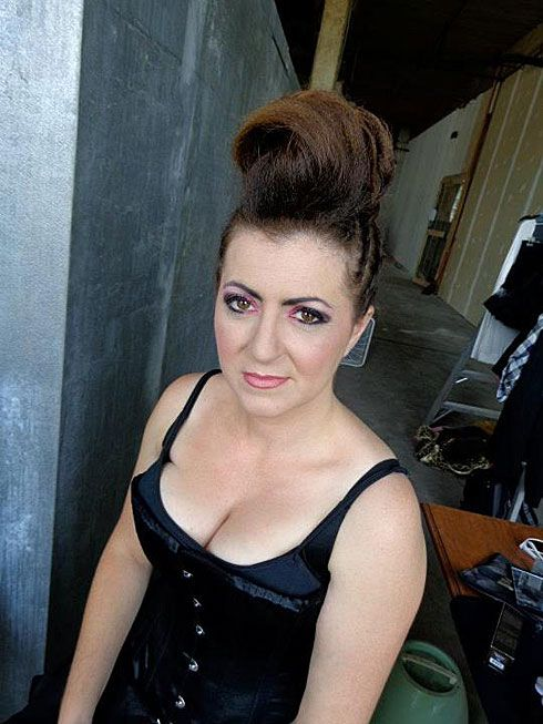 Hair and Make up by Matthew Tyldesley