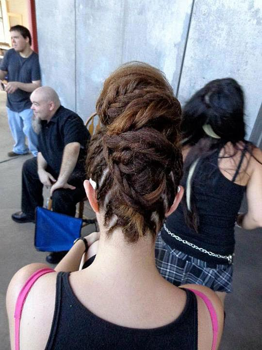 Hair for Independent Film