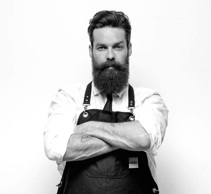 Master Barber Matty Conrad