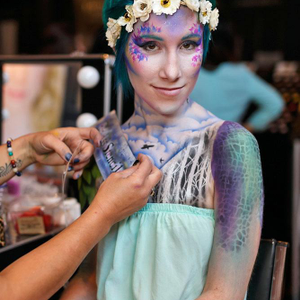 MODERN REPORTS: The Makeup Show Chicago 2014