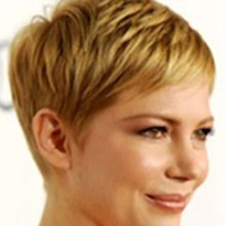 How To: Get Michelle Williams' Double Identity Fringe