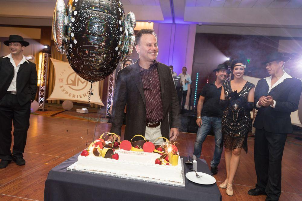 John Harms celebrates 30 years as founder of Millennium.