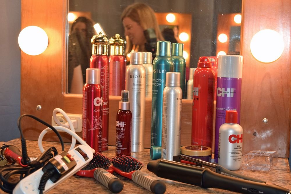 CHI products and tools were used to style the 51 Miss USA contestants.