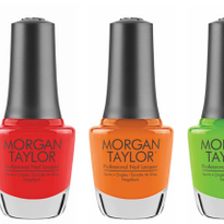 Morgan Taylor and Gelish's Summer 2018 Collection