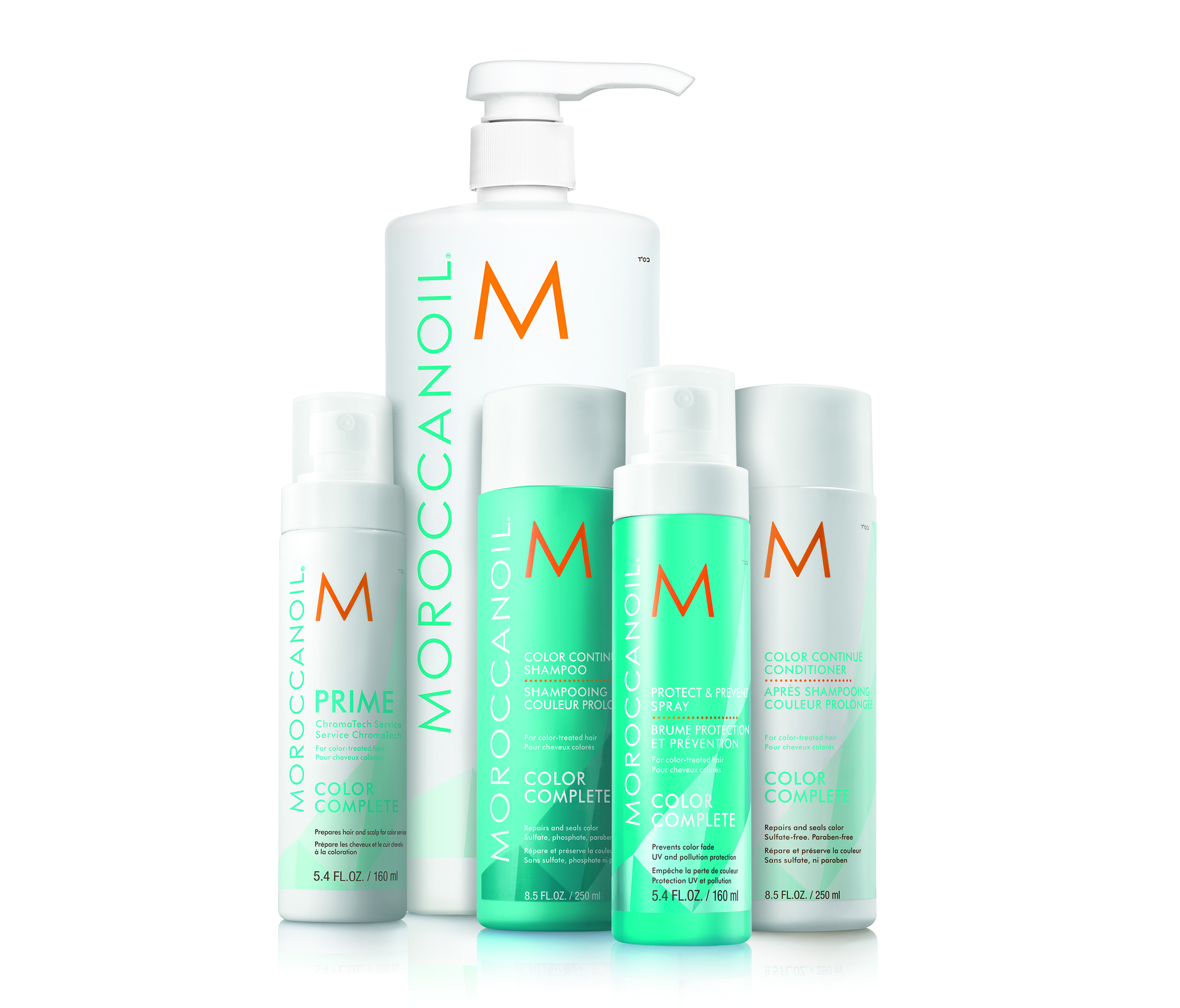 Moroccanoil Announces Color Complete Collection