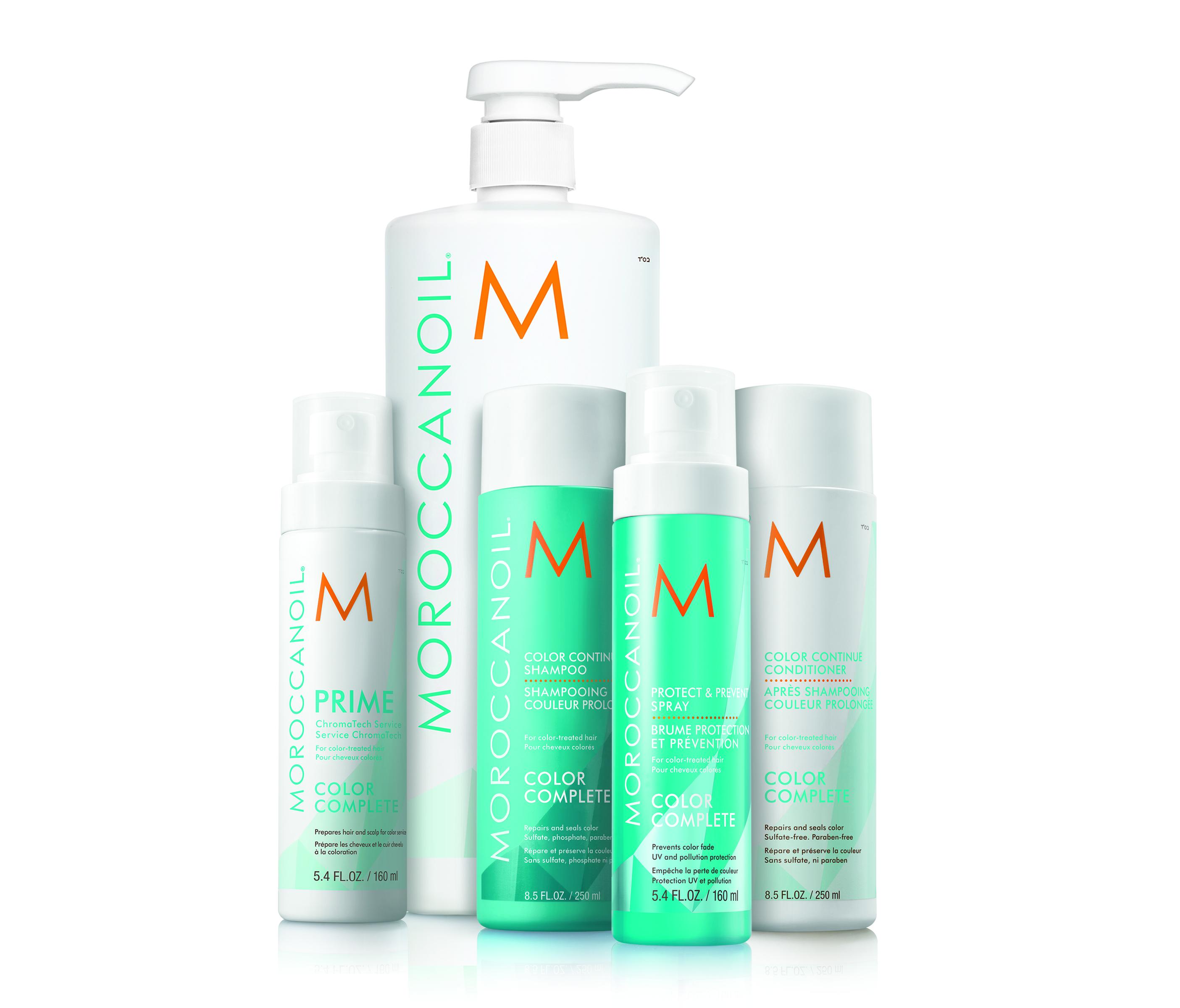 Moroccanoil Announces Color Complete Collection