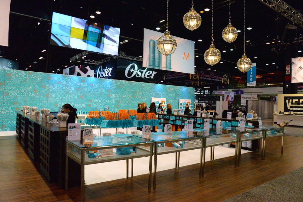 Moroccanoil Inc, Booth #901