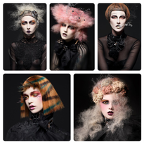 NAHA 2019 Winner/Hairstylist of the Year:Julie Vriesinga