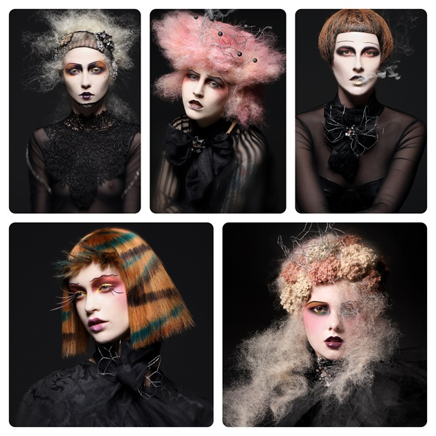 NAHA 2019 Winner/Hairstylist of the Year:Julie Vriesinga Paula Tizzard/Courtesy of PBA