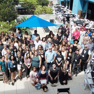 Attendees at Neuma's California Experience.