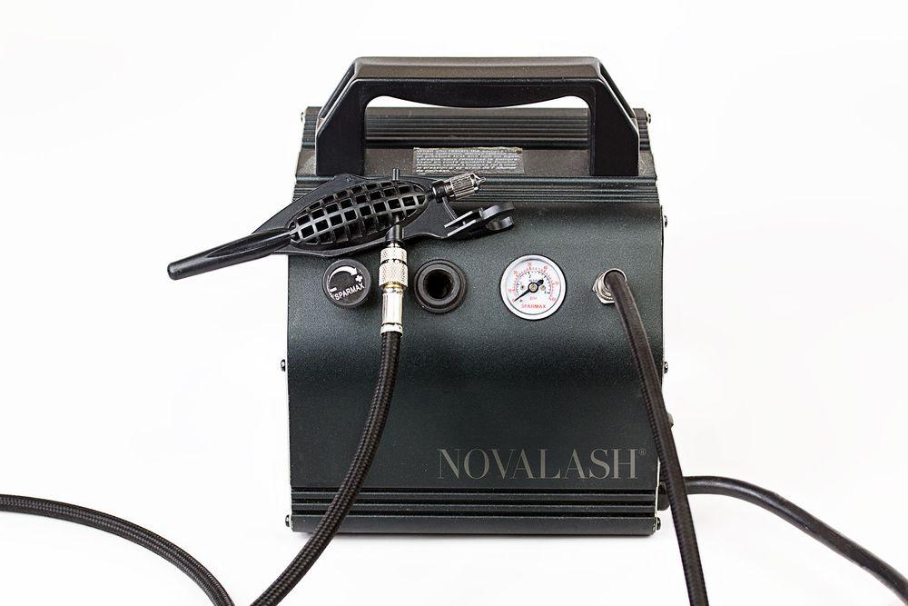NovaLash airNova air compressor