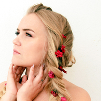 Here's Why Hair + Lashes = A Perfect Beauty Match