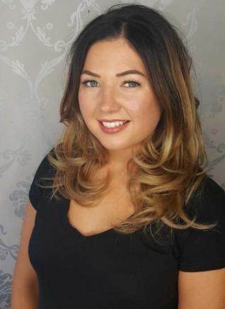 NovaLash Brand Ambassador Claire Ogilvie