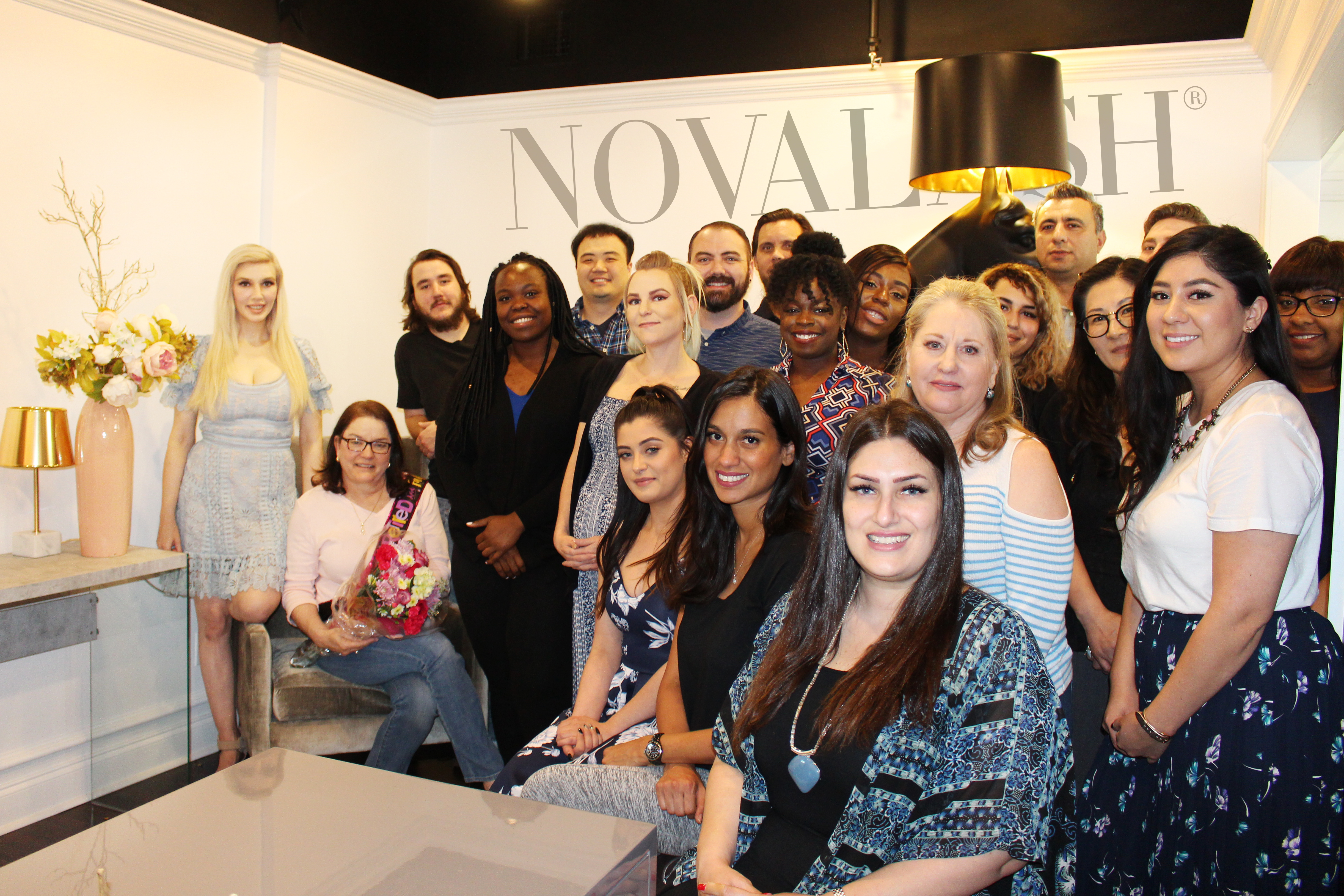 Loving Lashes: NovaLash COO Helped Make Lash Extensions a Beauty