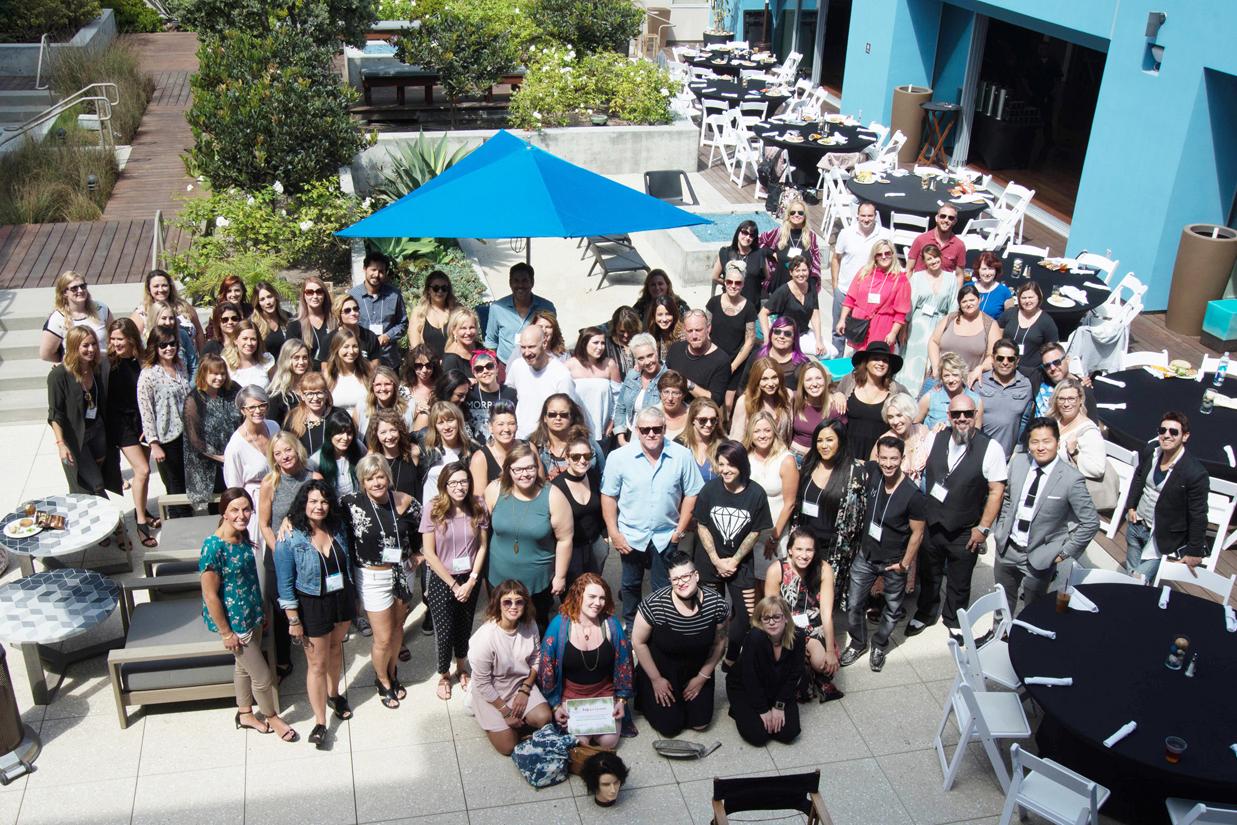 Neuma California Experience Builds Skills, Develops Team