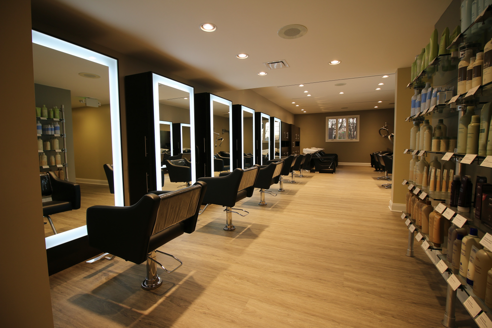 NVS Salon & Spa in Bel Air, MD.
