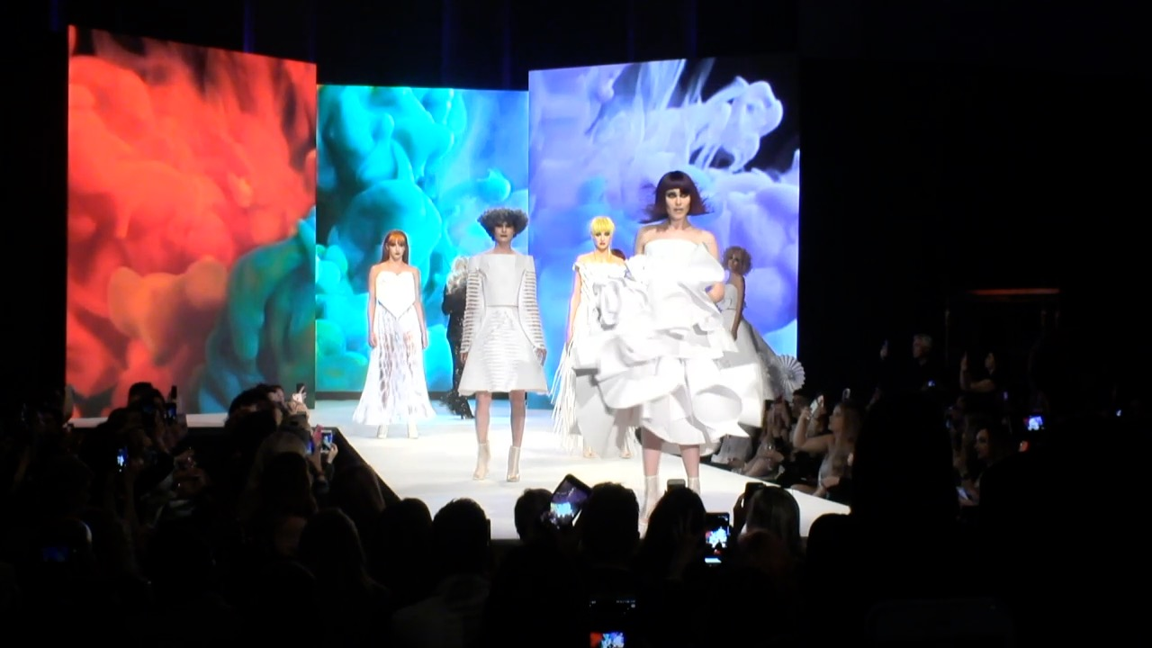 Goldwell and KMS Hold HairPlay in New York City