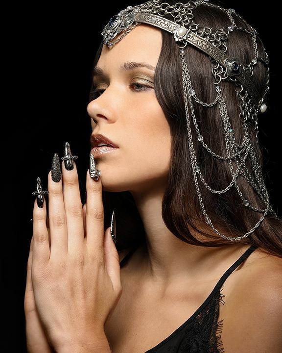 <strong>Rochelle Dingman</strong>, Shear Fashion Salon in San Jose, CA