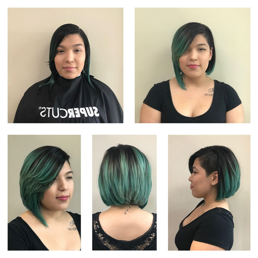 <p><strong>Natalie Velasquez took home a grand prize in the 2018 Supercuts Gold Comb contest  for her near-perfect haircut. Who will win this year?</strong></p>