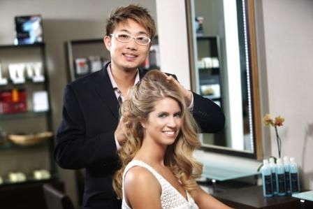 Nelson j Salon Tour: Beautifying the Very Busy