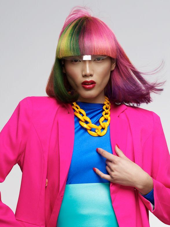 <p>Look by Alicia Perez, The Hair Company, (Nashua, NH)</p>