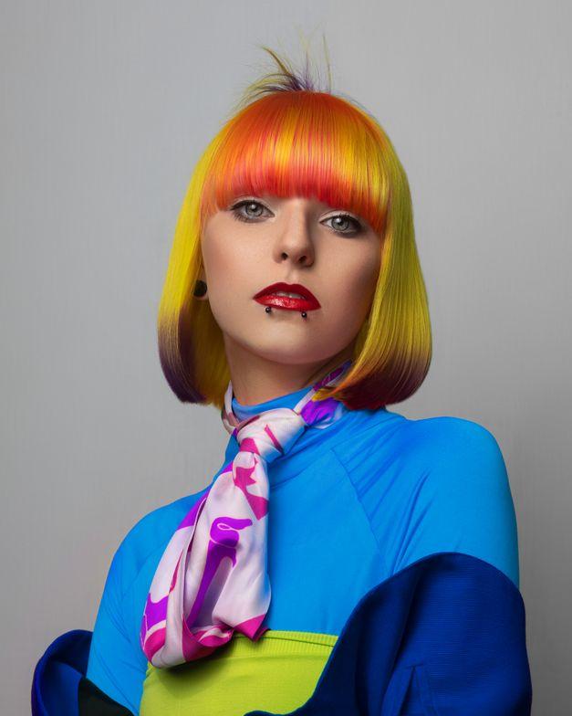 <p>Look by Crystal Martinez, Salon Matos, (Spring, TX)</p>