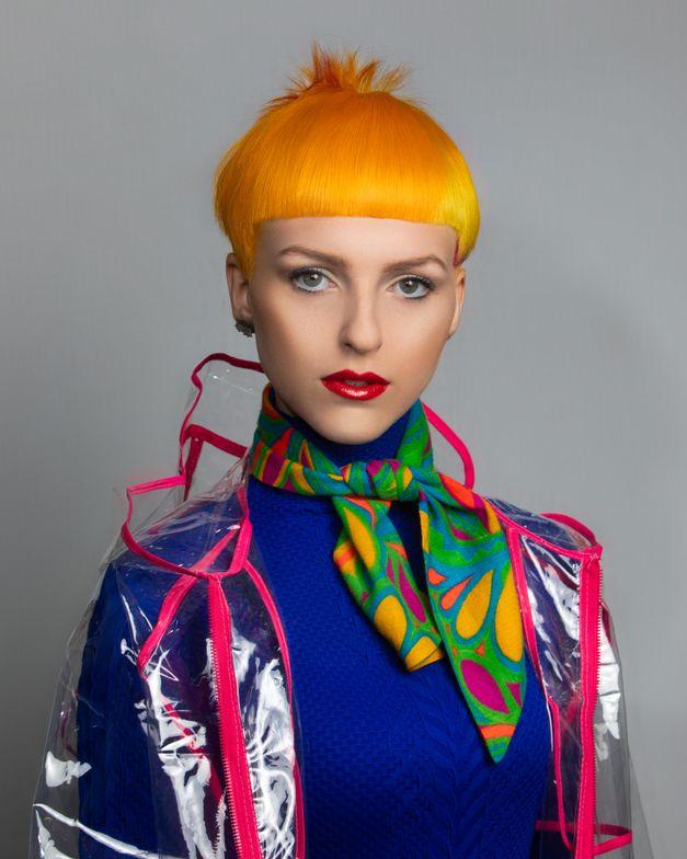 <p>Look by Natalie Crow, Trademark Salon, (Houston, TX)</p>