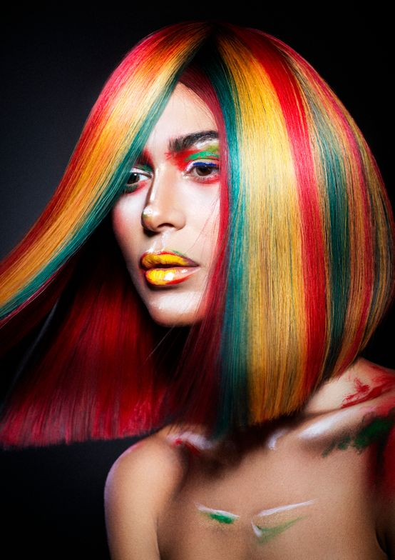 Nick Stenson - Haircolor