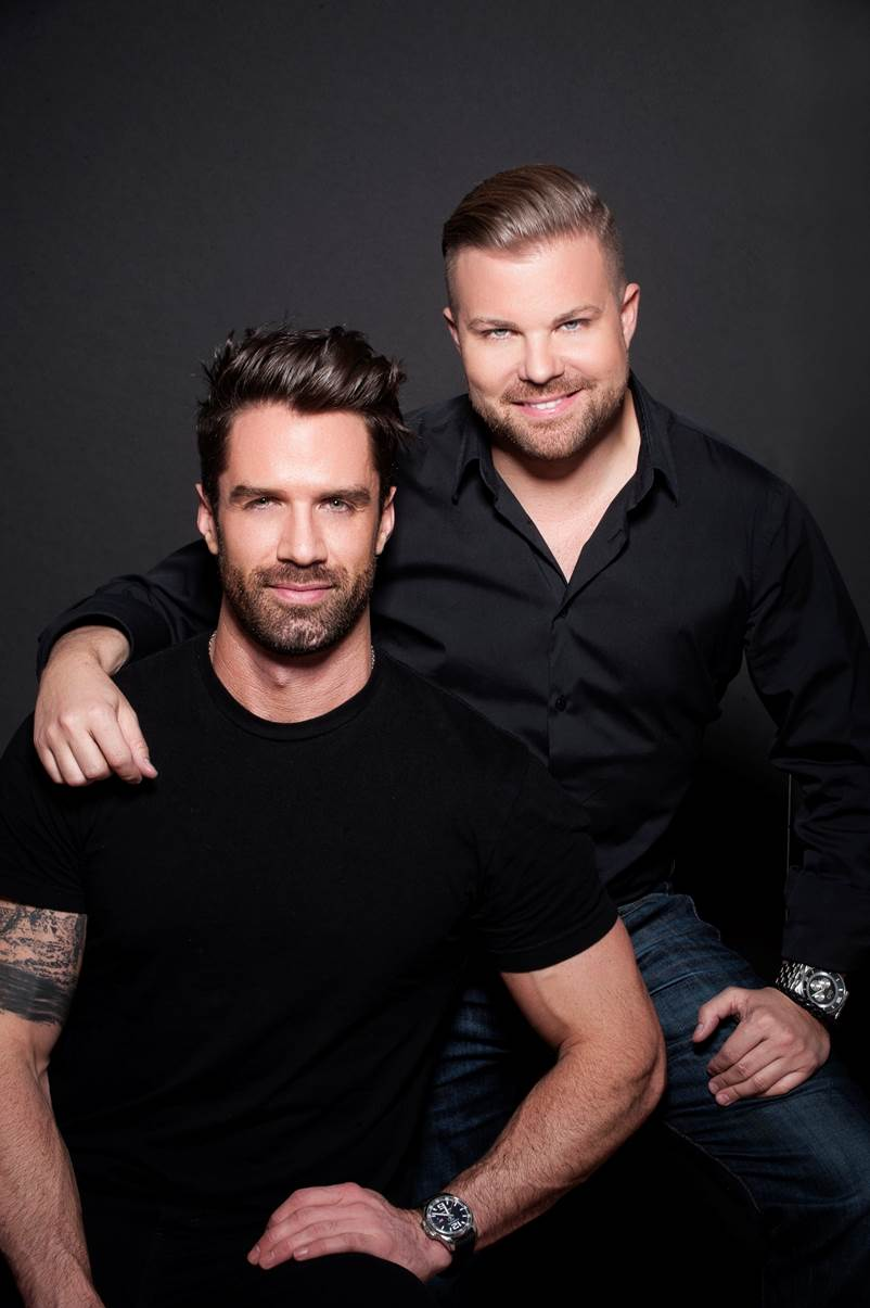 Ammon Carver and Nick Stenson: Who better to guide and educate the 7,000 stylists in the 1,200 Ulta Beauty locations,and lead the salon services business, than two of the industry's most in-demand, business-savvy, artistic and creative stylists—who also happen to be best friends?