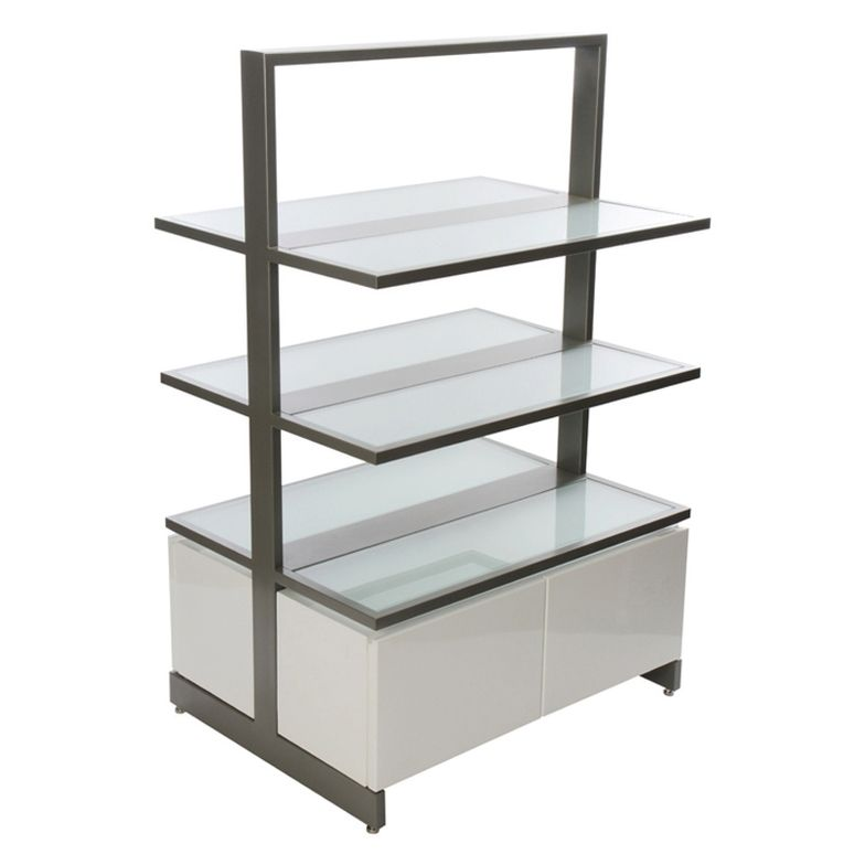 The Gondola Shelving Unit from Novva Etopa