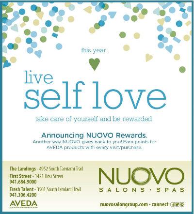 2013 STAMP Print Ad Winner: Nuovo Salon Group