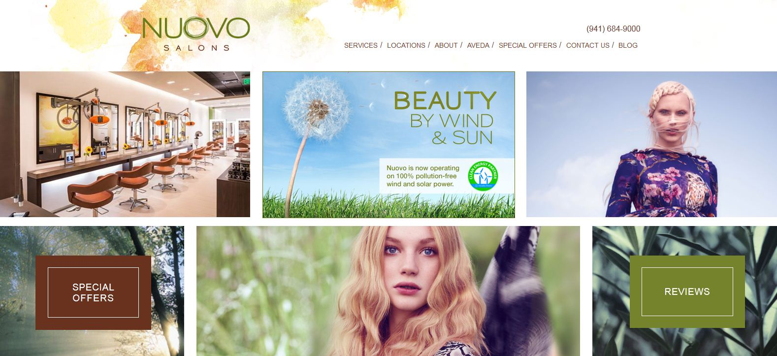 STAMP 2015: Nuovo's Website