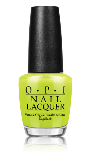 OPI's 2015 Brights Collection