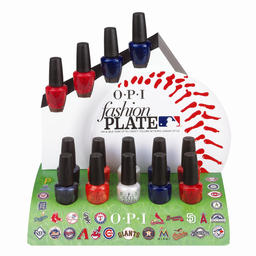 OPI MLB Collection Takes You Out to the Ball Game