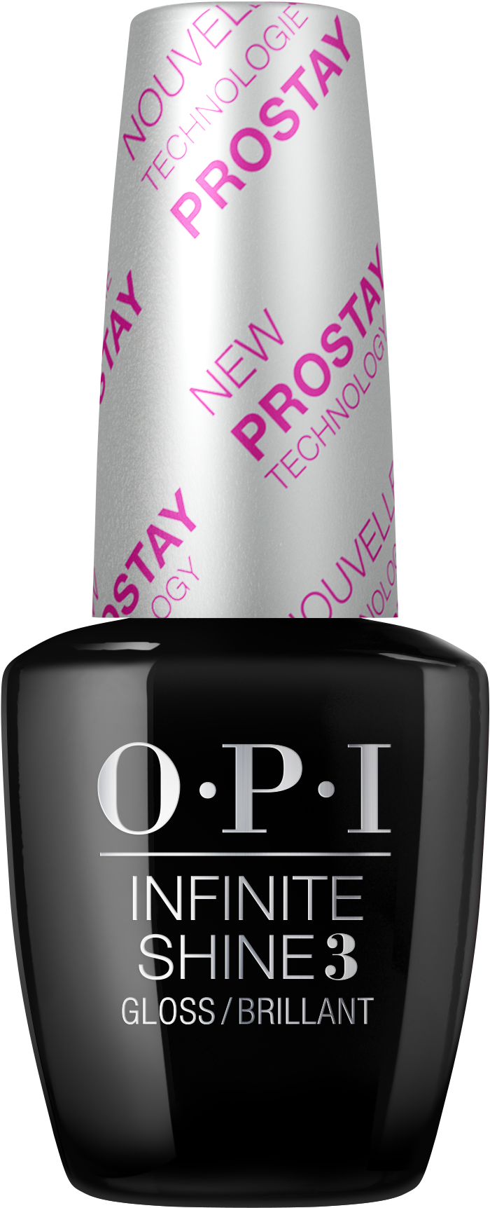 OPI Launches Newly Formulated ProStay Primer Base Coat and Gloss Top Coat