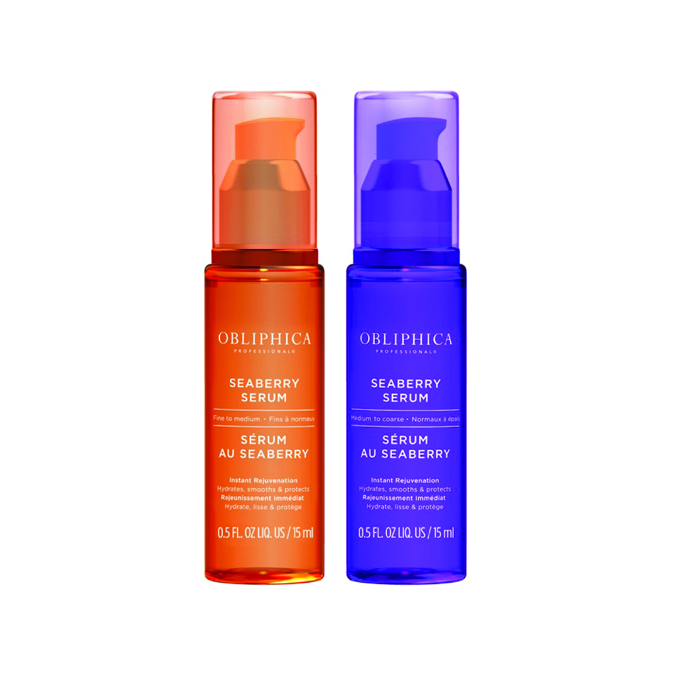 Based on a philosophy that providing clients with samples is key to building a healthy business, Obliphica Professional offers a generous, ongoing sampling program that rewards salons, based on purchase history, with 15 ml vials with pumps of the company's popular Seaberry Serum. The mini versions of the retail size supply a week's use. Seaberry Serum leaves even damaged hair healthier, softer, smoother, shinier and more resilient from the first application. Obliphica Professional's research indicates that guests will become regular purchasers after experiencing the sample. For more information, visit obliphicaprofessional.com.